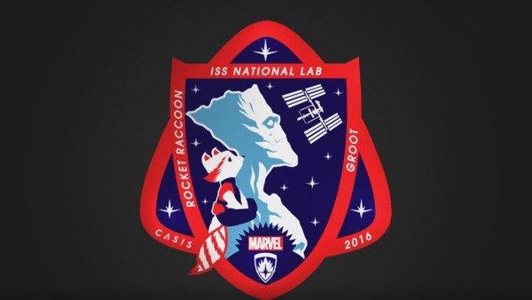 Rocket Racoon y Groot irán al espacio gracias a la NASA