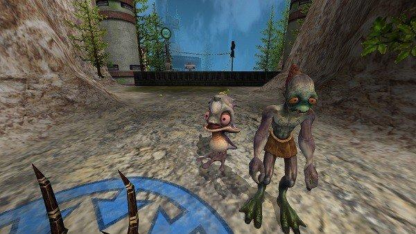 Oddworld: Munch's Oddysee recibe una actualización seis años después