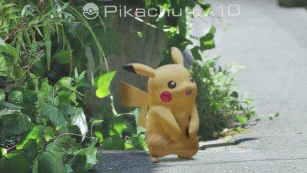 Pokémon GO tiene otra demo en HoloLens