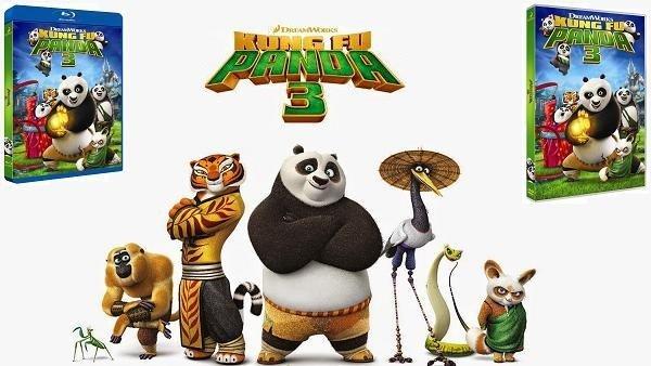 Kung Fu Panda 3: Análisis del DVD