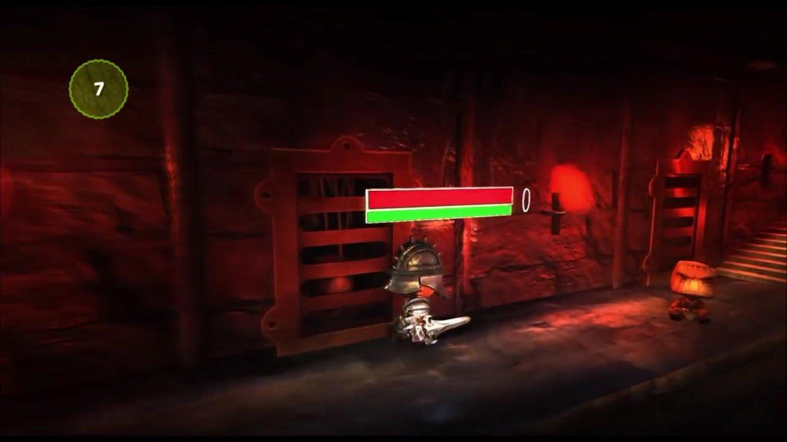 Dark Souls: Recrean el Refugio de los no muertos en Little Big Planet 3