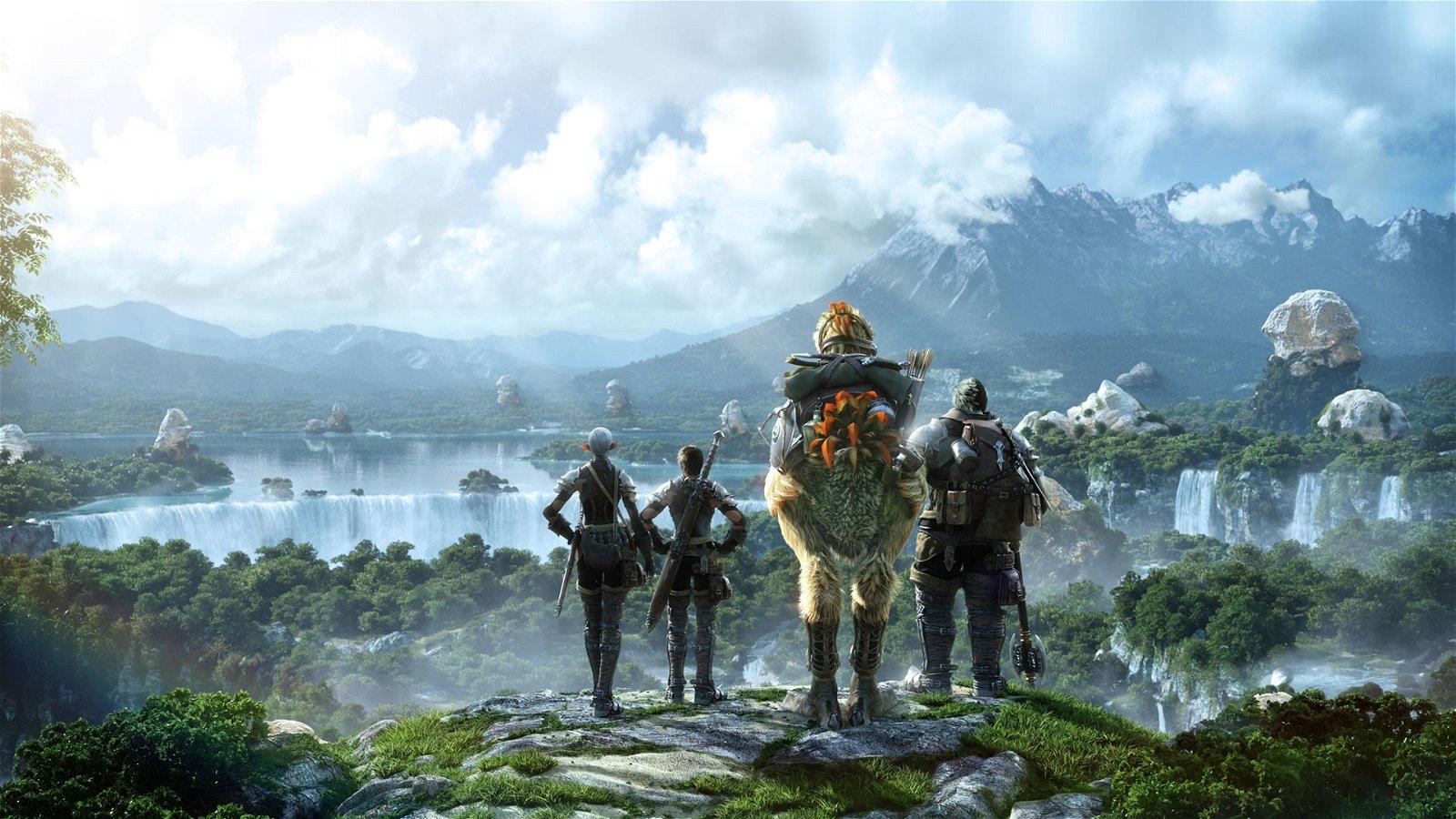 Final Fantasy XIV podría llegar a Nintendo NX