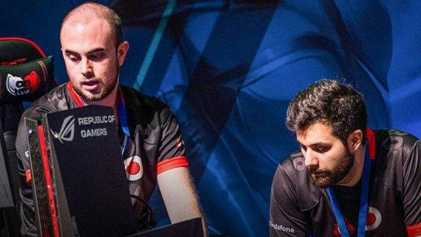"""E-Sports: Lucas Rojo y Jesús """"Falco"""" Pérez abandonan G2 Vodafone"""