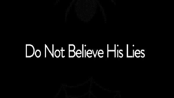 Do not believe his lies: Un siniestro juego de acertijos que nadie ha conseguido resolver