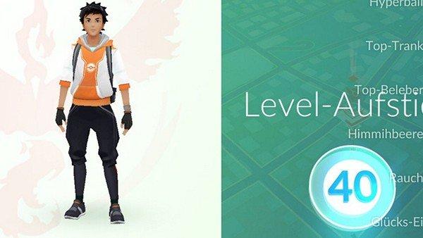 Pokémon GO: Un jugador alcanza el nivel máximo y revela las recompensas