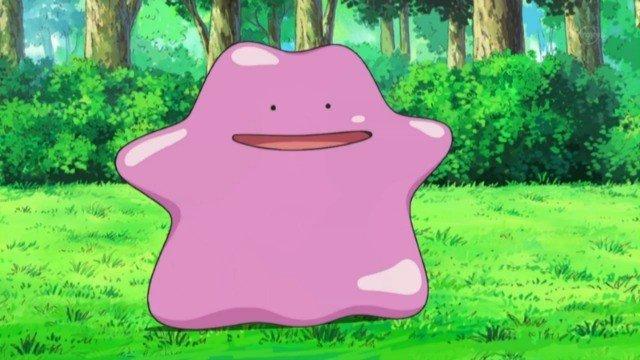 Pokémon GO: ¿Qué ocurre si un Ditto pelea contra otro Ditto?
