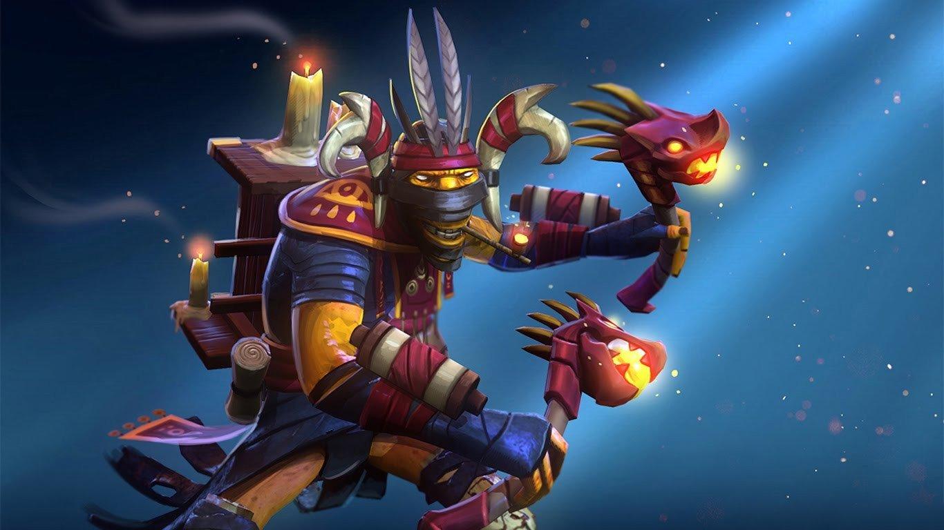 DOTA 2: Este cosplay hará que quieras pasarte a League of Legends
