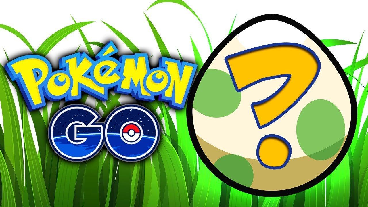 Pokémon GO hace más difícil conseguir Pokémon raros a través de la eclosión de huevos