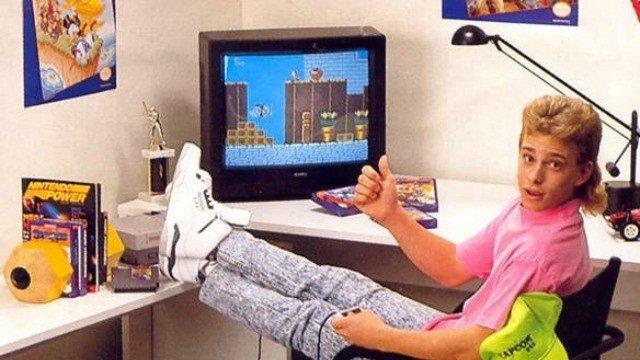 Así eran las oficinas de Nintendo en los años noventa