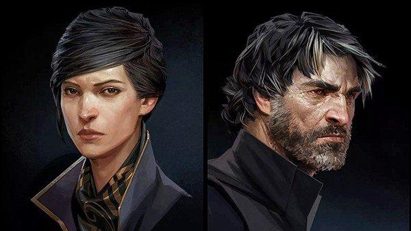 Dishonored 2 revela nuevos detalles de sus protagonistas