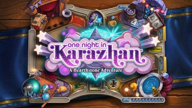 Hearthstone anuncia la fecha de Una Noche en Karazhan, su nuevo contenido