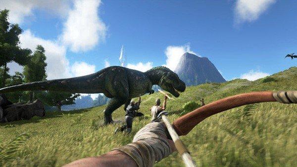 ARK: Survival Evolved es gratis este fin de semana en Steam