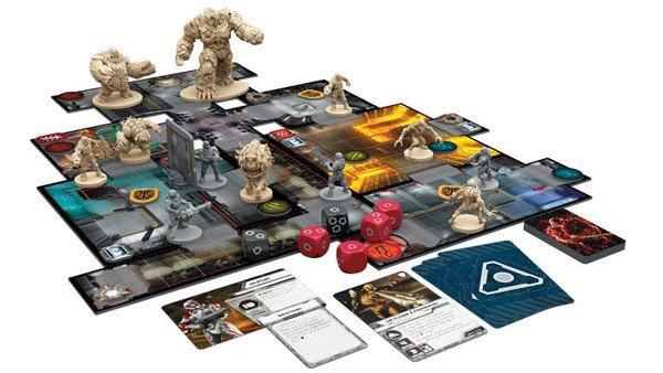 Doom ya tiene su propio juego de mesa