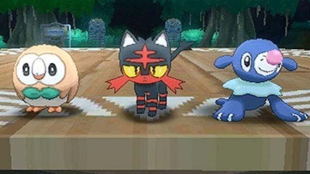 Pokémon Sol/Luna se muestra en nuevas imágenes