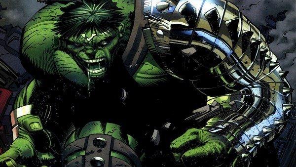 Thor: Ragnarok muestra la armadura de gladiador de Hulk