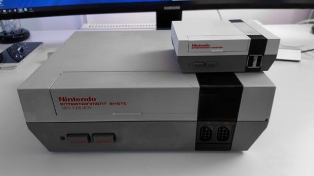 Crean una NES Mini que lee cartuchos