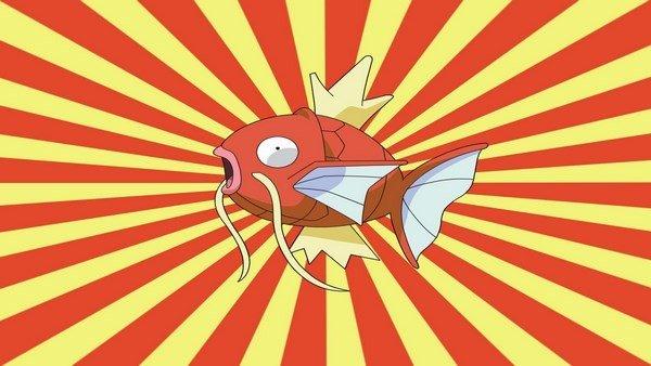 Pokémon GO: 589 millones de Magikarp han sido capturados en el Festival Acuático