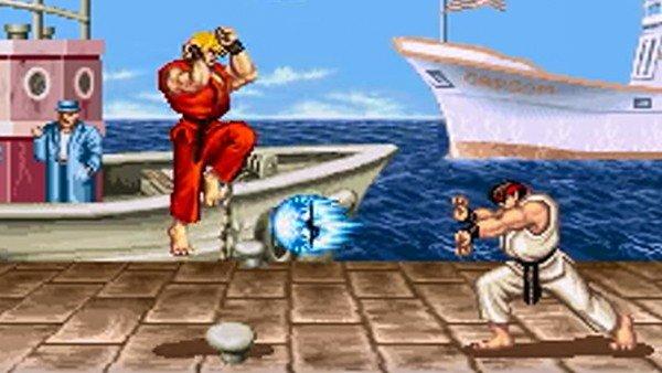Street Fighter: Capcom está desarrollando un videojuego para móviles
