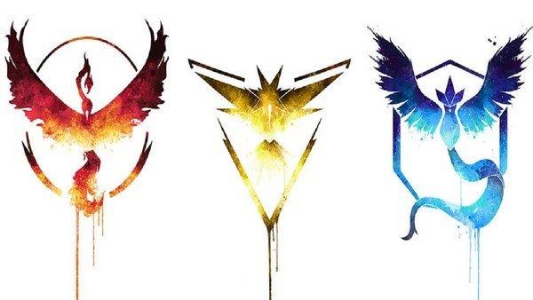 Pokémon GO ya cuenta con miles de fanarts de los líderes de los equipos