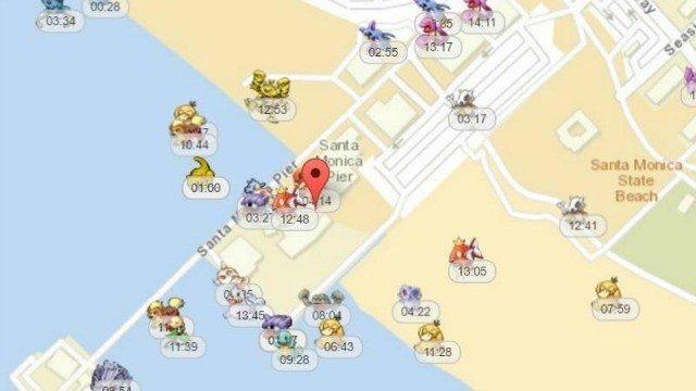 Pokémon GO: El mapa Pokévision deja de estar de operativo
