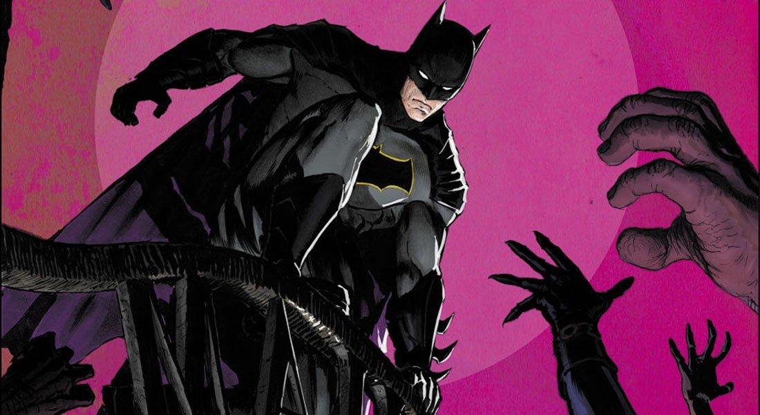 Batman tendrá su propio Escuadrón Suicida