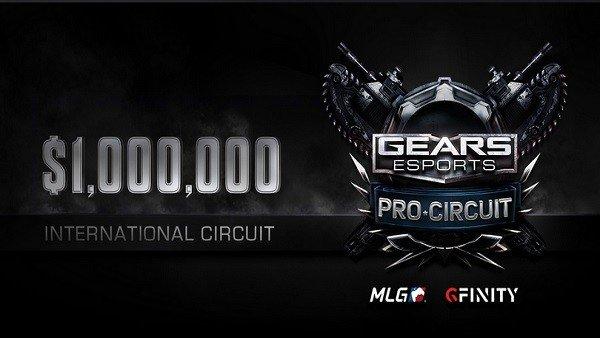 E-Sports: Gears of War 4 organiza un torneo con premios de hasta un millón de dólares
