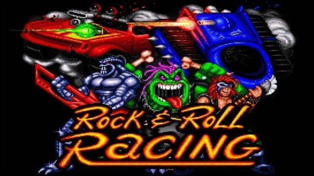 Rock N' Roll Racing, mañana en nuestro AlfaBetaRETRO