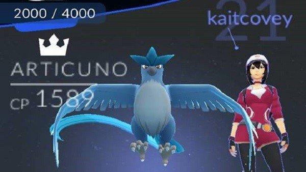Pokémon GO: La posible aparición de Articuno en Ohio sigue dando que hablar