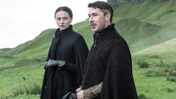 Juego de Tronos: Podría haberse confirmado la alianza entre Meñique y Sansa Stark