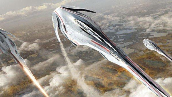 Star Trek: Más allá muestra su increíble arte conceptual