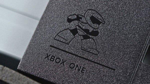 Xbox One S tiene un pequeño Jefe Maestro en su interior