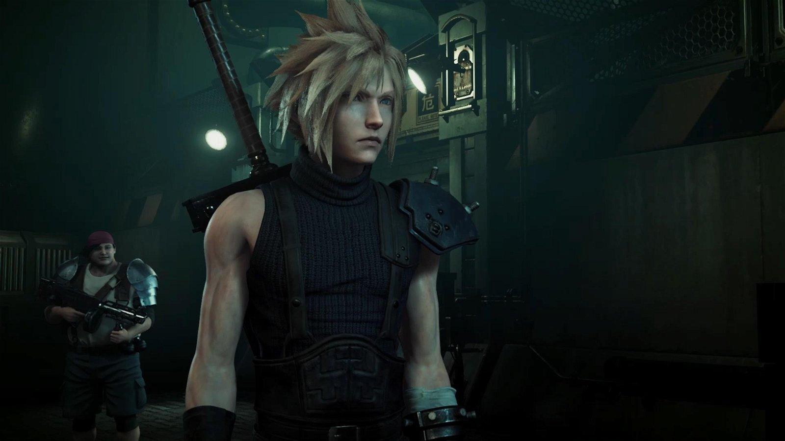 E3 2017: Final Fantasy VII Remake podría llegar a Nintendo Switch