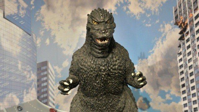 Toho registra dominio para un anime de Godzilla