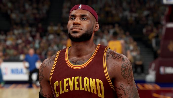 2K Sports se anota una victoria en la batalla legal por los tatuajes de NBA 2K16