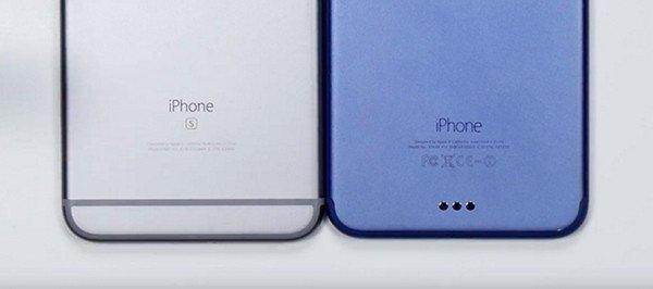 Estas podrían ser las primeras fotos oficiales del iPhone 7