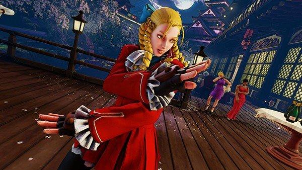 Street Fighter V esconde zonas ocultas en sus escenarios