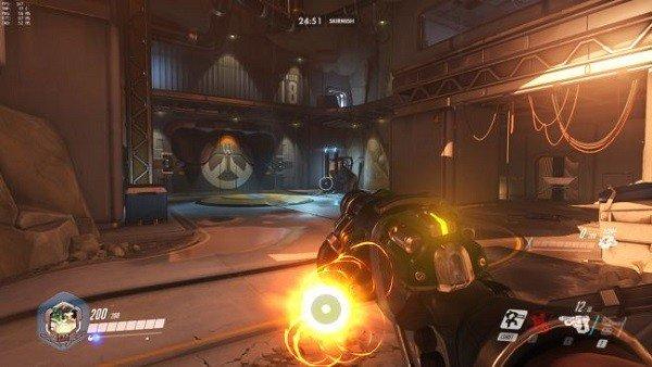 Overwatch: Recrean uno de sus mapas en Team Fortress 2