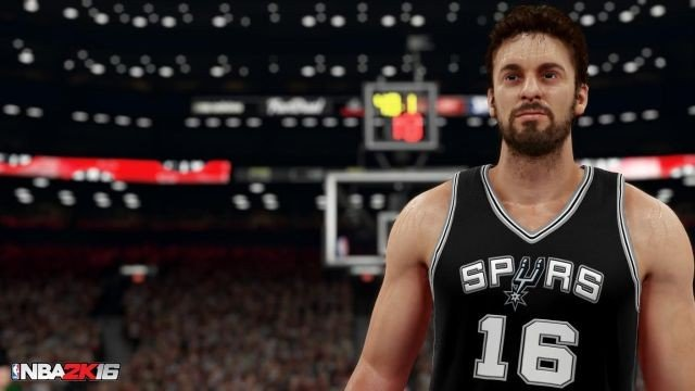 NBA 2K17 tendrá a Pau Gasol en su portada para España