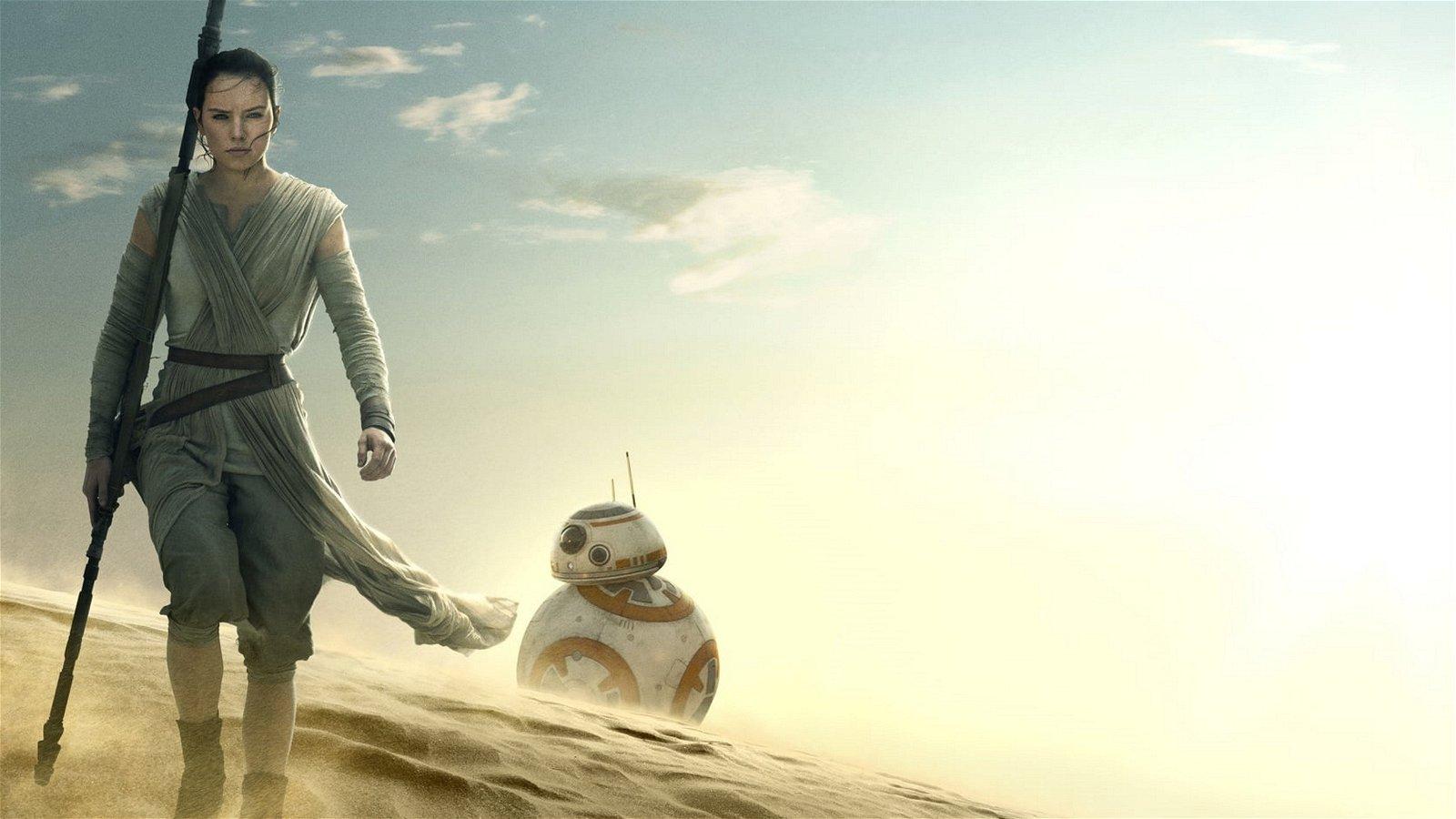 Star Wars: El Despertar de la Fuerza ya descubrió quiénes son los padres de Rey