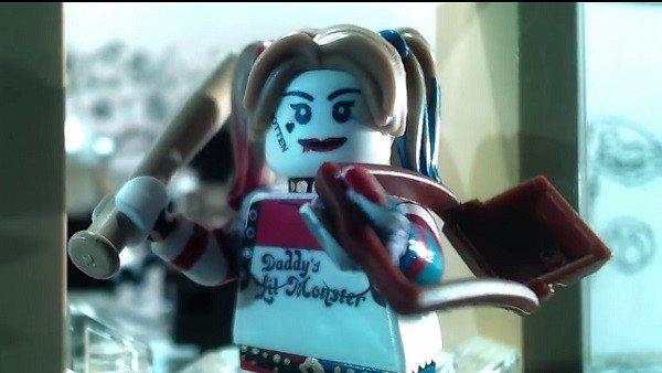Escuadrón Suicida ya tiene su tráiler hecho con figuras LEGO