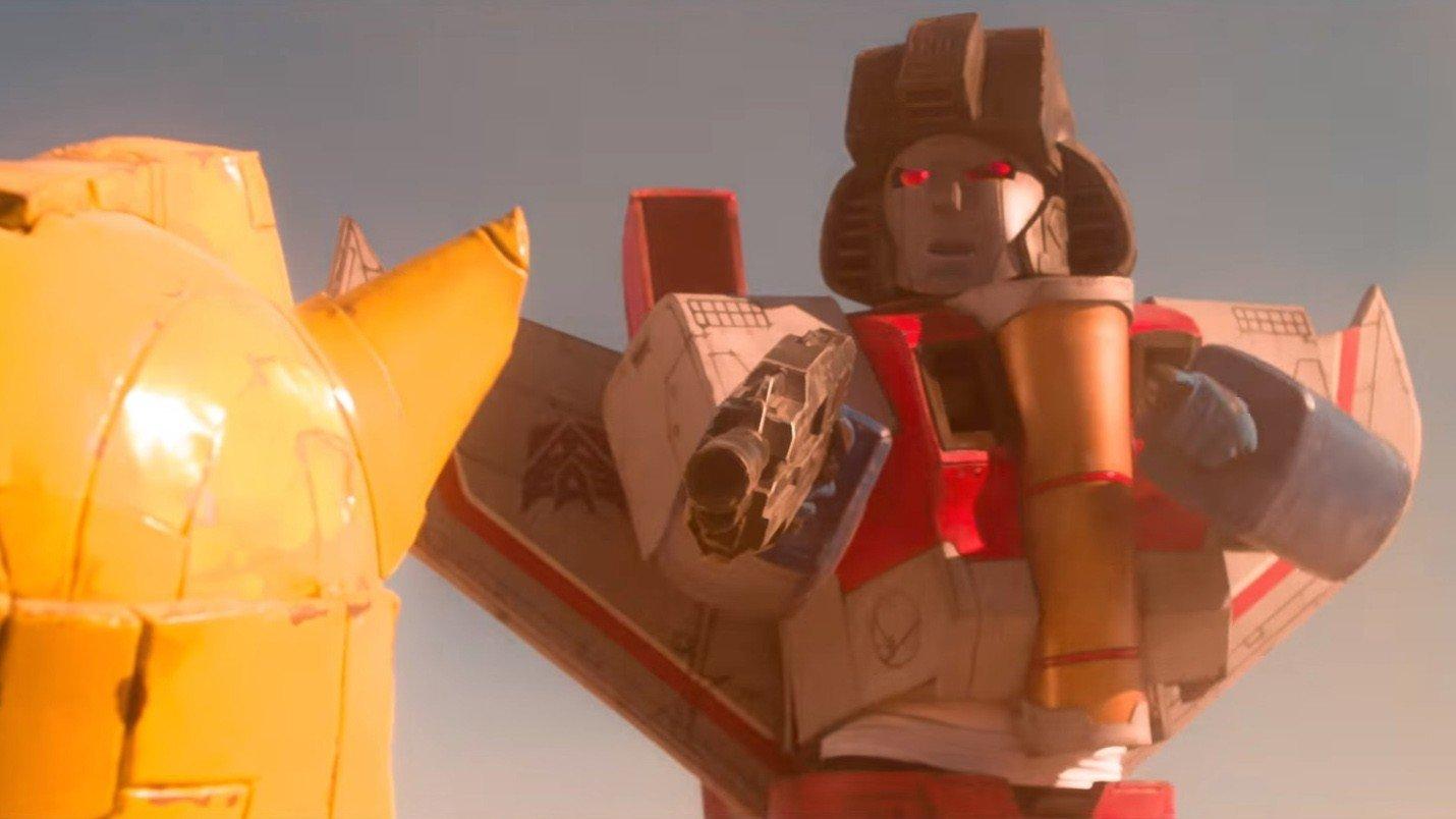 Transformers tiene una película fan mejor que las grandes superproducciones