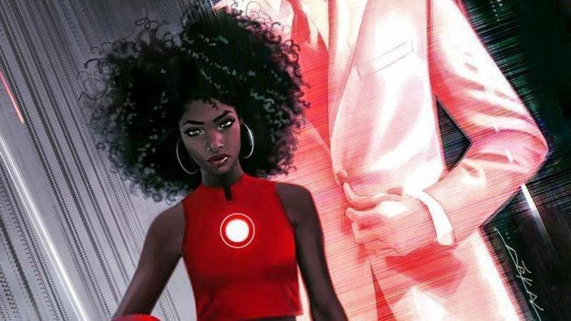 Iron Man ya tiene nombre artístico para su sucesora