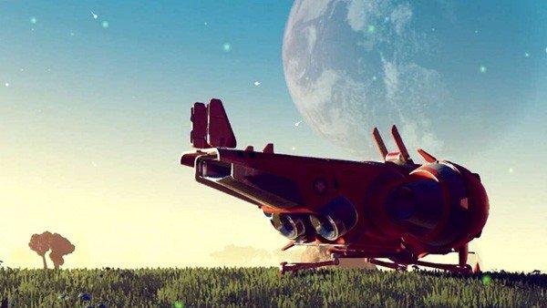 No Man's Sky: Dos jugadores intentan sin éxito coincidir en un mismo planeta