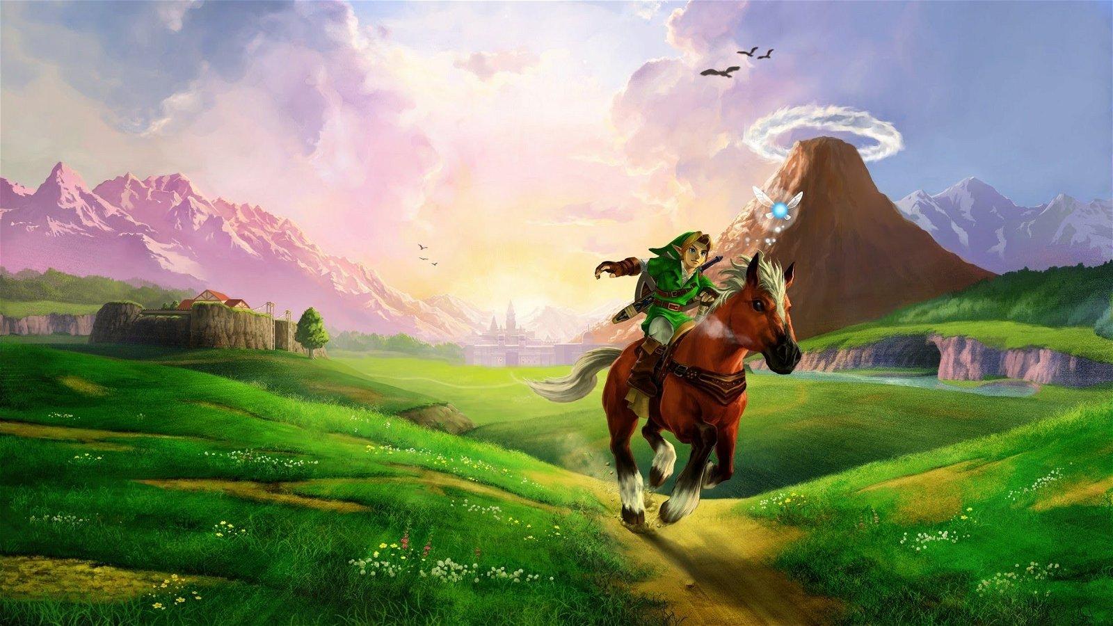 The Legend of Zelda: Este es el origen del nombre Epona