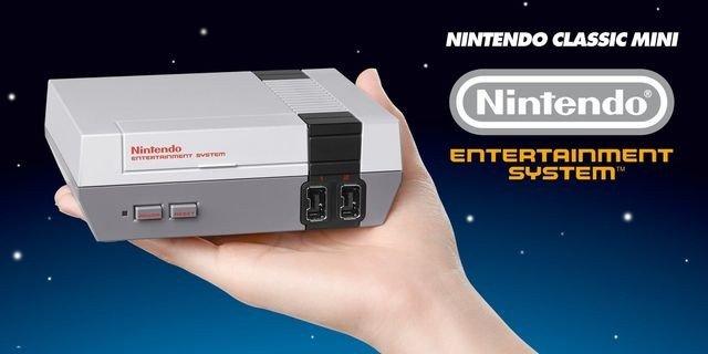 Nintendo Classic Mini ofrecerá pequeños manuales a los nuevos usuarios
