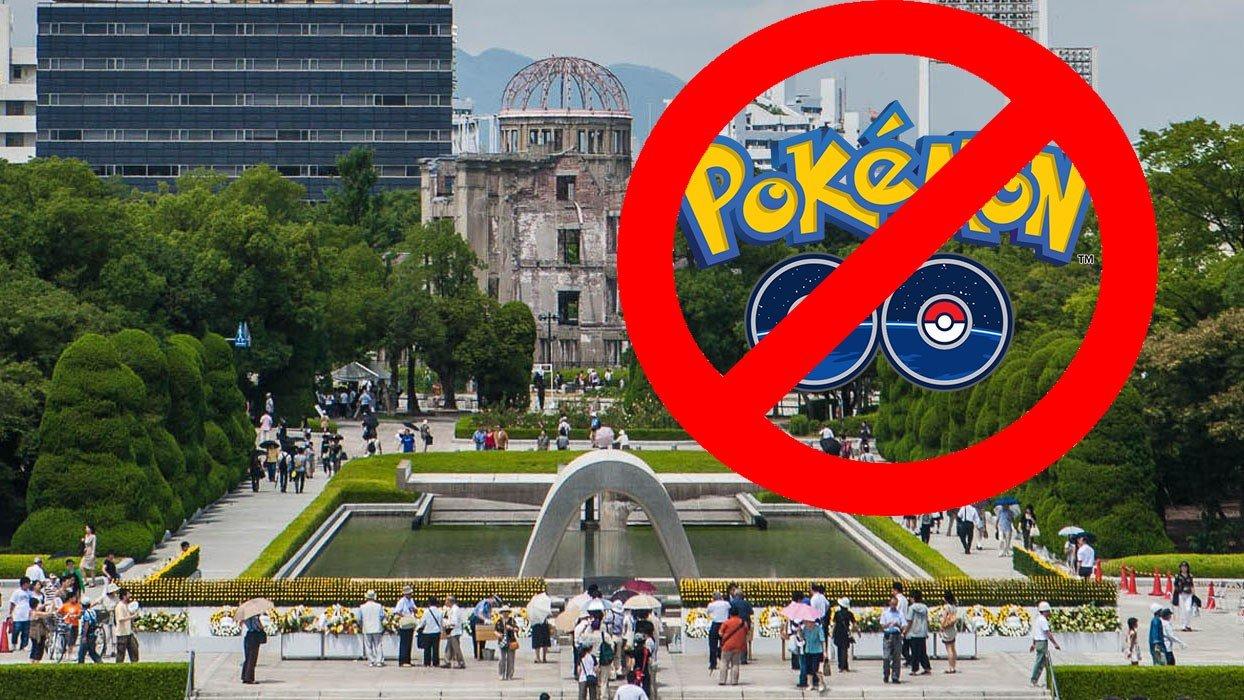 Pokémon GO retira las poképaradas del Museo del Holocausto y del Memorial de Hiroshima