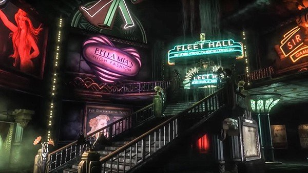 BioShock: The Collection muestra Rapture en un nuevo tráiler