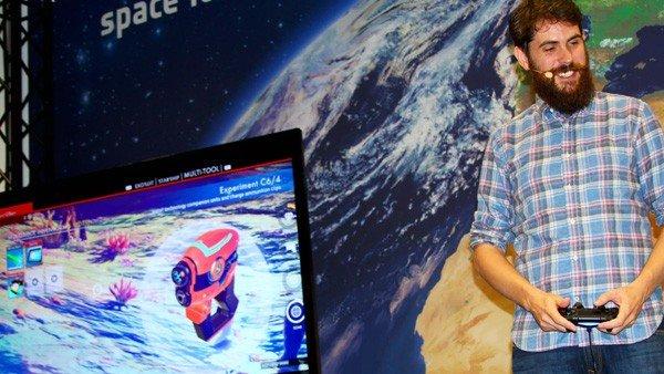 No Man's Sky: Así construyó Hello Games el universo del juego