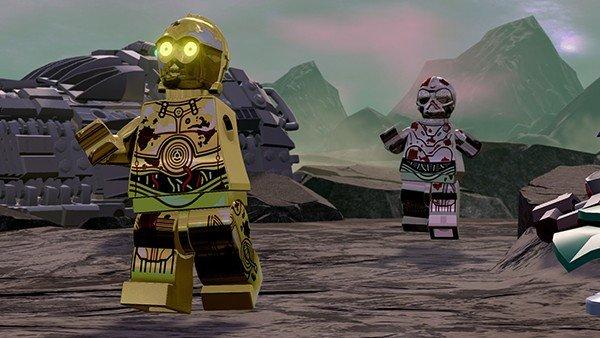 LEGO Star Wars: El Despertar de la Fuerza lanza un nuevo DLC gratuito