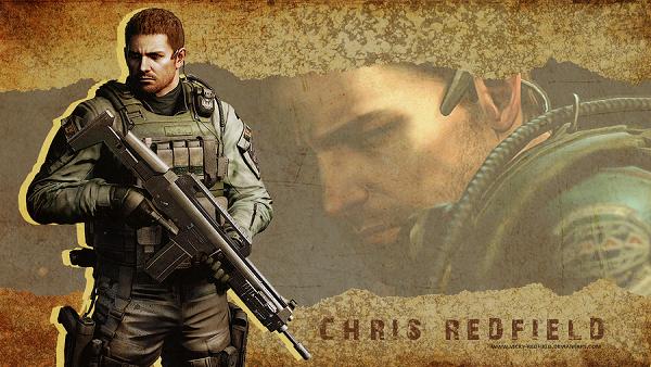 Resident Evil homenajea a Chris Redfield en el 20 aniversario de la saga